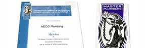 Certified Master Plumbers - Plumber Brisbane - ADCO Plumbing